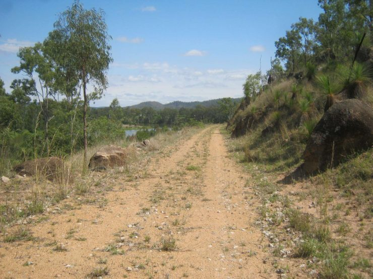 corridor and Burnett River Dirnbir -Mount Debateable