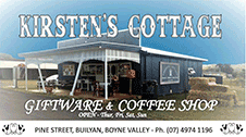 Kirstens Cottage coffee