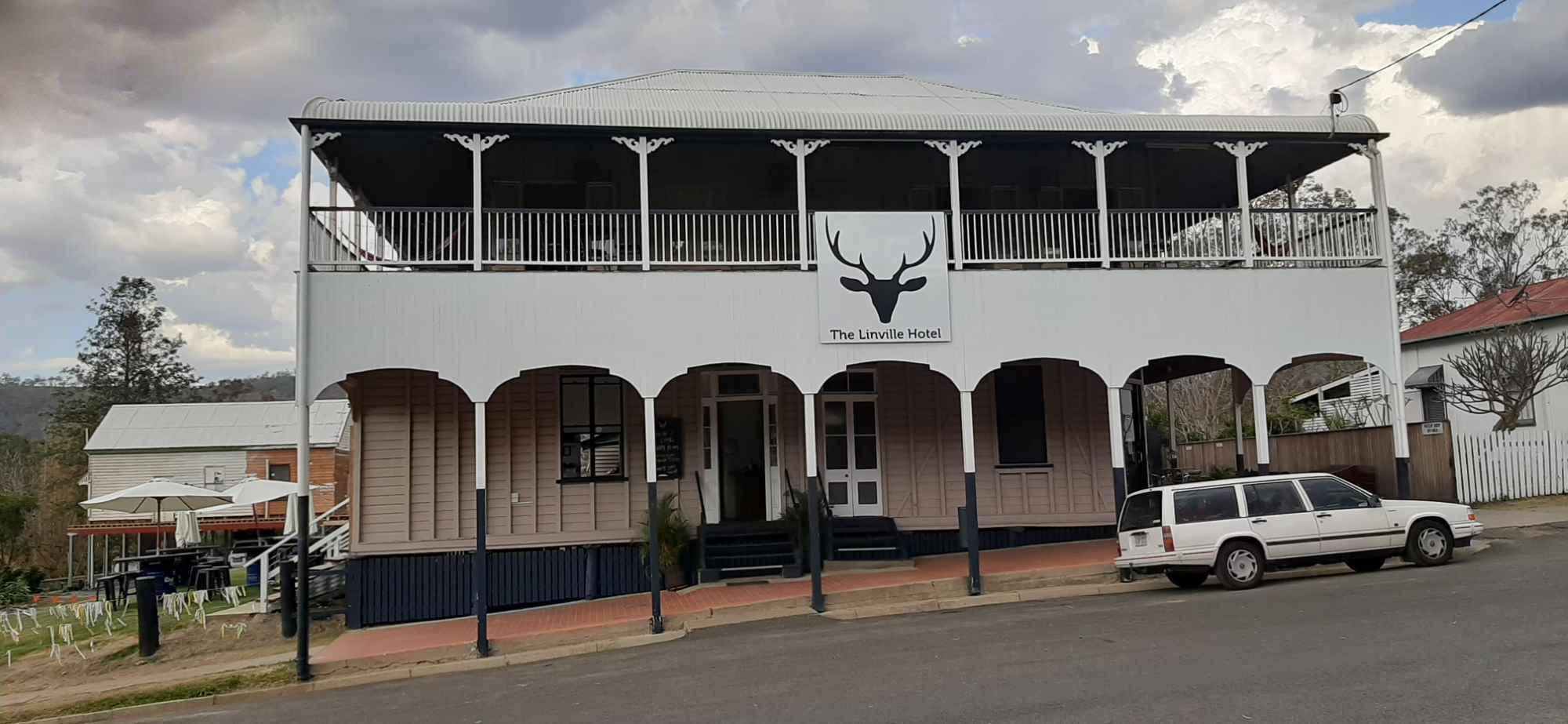 Linville Hotel BVRT