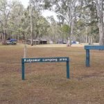 Kalpowar outdoor camping area
