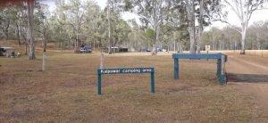 Kalpowar outdoor camping area